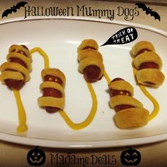 Halloweenmummy dogs
